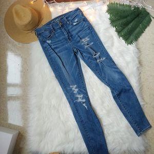 American Eagle Super Stretch X Skinny Jeans